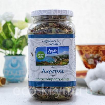 Чай АЛУШТА против простуды, ДМ 90гр