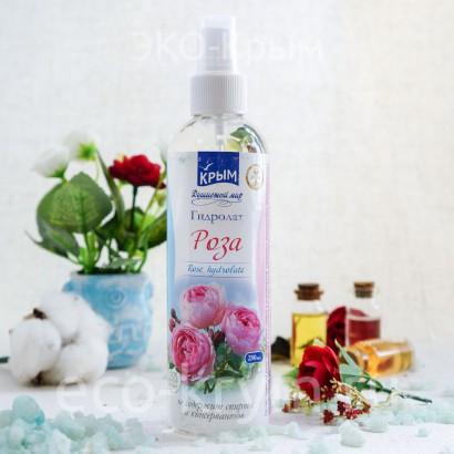 Гидролат «Роза», 250мл