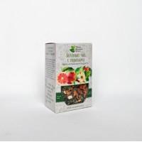 Чай зеленый с травами и фруктами Спокойствие&Баланс, 50г короб.