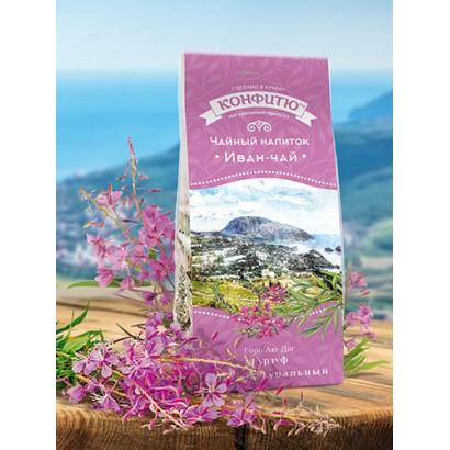 Травяной чай ИВАН-ЧАЙ ферментированный, 40 гр.