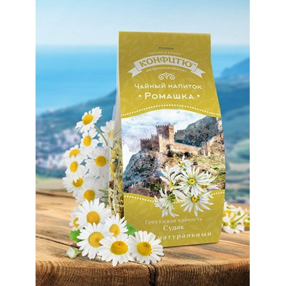 Травяной чай РОМАШКА, 40гр