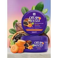 Крем косметический Cream Mousse для ухода за кожей тела питательный, 220г.