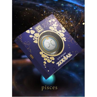 Твердые духи Zodiak Pisces (Рыбы), 5 г