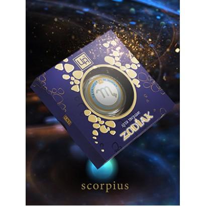 Твердые духи Zodiak Scorpius (Скорпион), 5 г