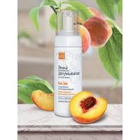 Пенка косметическая для умывания Peach Juice для сухой кожи, 160 мл