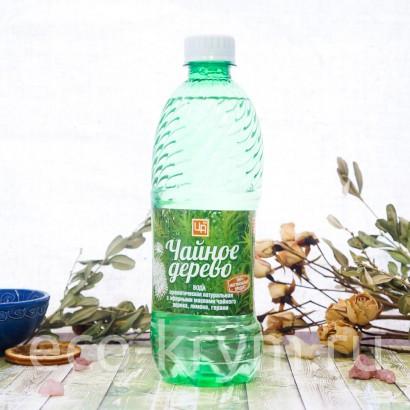 Ароматическая вода «Чайное дерево», посеребрённая, 500мл