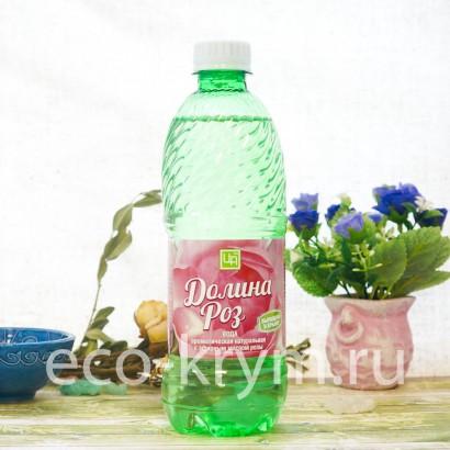 Ароматическая вода «Долина Роз», посеребренная, 500мл