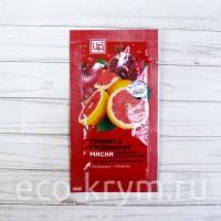 Маска Гранат&Грейпфрут для всех типов кожи лица, 10г