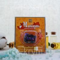 Аромамедальон с композицией эфирных масел МАНДАРИН (1шт-2,4мл.)