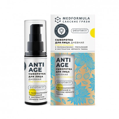 Сыворотка дневная ПОДТЯГИВАЮЩАЯ для зрелой кожи ANTI-AGE, 30г МДП