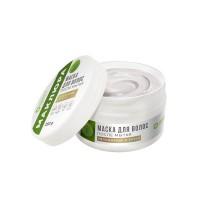 Маска для волос УВЛАЖНЕНИЕ и БЛЕСК (после мытья волос) Маклюра, 250 мл. МДП