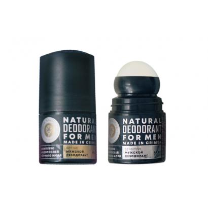 Дезодорант для мужчин Sensitive с комплексом водорослей Черного моря, 50 г   МДП