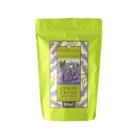 Скраб сахарный сухой для тела «ЛАВАНДОВОЕ НАСТРОЕНИЕ», 250г