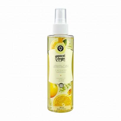 Вода душистая Апельсин с экстрактом лимонника, 200 мл МДП