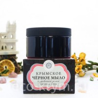 Мыло крымское Черное «Вино», 270 г