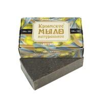 Мыло крымское натуральное «ДЕГТЯРНОЕ» 100г МДП
