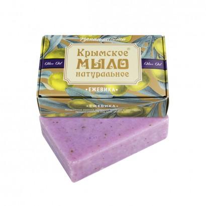 Мыло крымское натуральное «ЕЖЕВИКА» 100г МДП