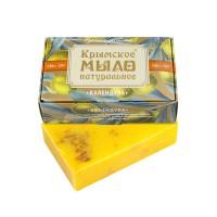 Мыло крымское натуральное «КАЛЕНДУЛА» 100г МДП
