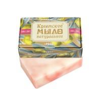 Мыло крымское натуральное «РОЗА» 100г МДП