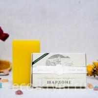 Мыло крымское натуральное винное «Шардоне», 100 г