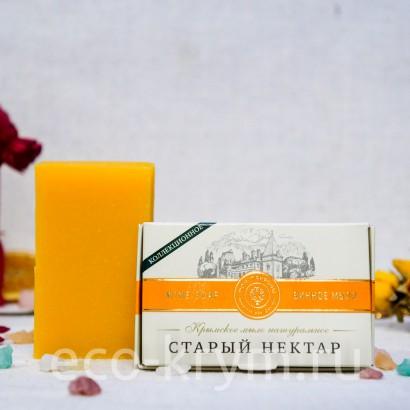 Мыло крымское натуральное винное «Старый нектар», 100 г