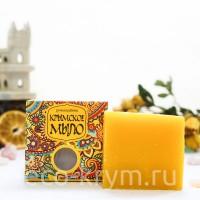 Мыло крымское натуральное Восточное «Фруктовый базар», 100 г