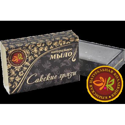 Мыло крымское натуральное «САКСКИЕ ГРЯЗИ», 75 г КНК