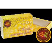 Мыло крымское натуральное «МЕДОВОЕ с пчелинным воском», 75 г КНК