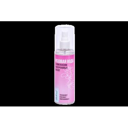 Вода Розовая (с комплексом Гиалуроновых кислот),  150 мл КНК