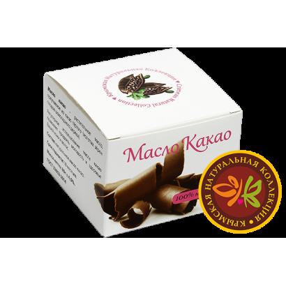 Масло косметическое Какао, 80 г КК