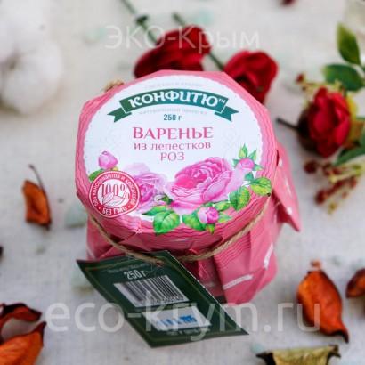 Варенье из лепестков роз, 250г