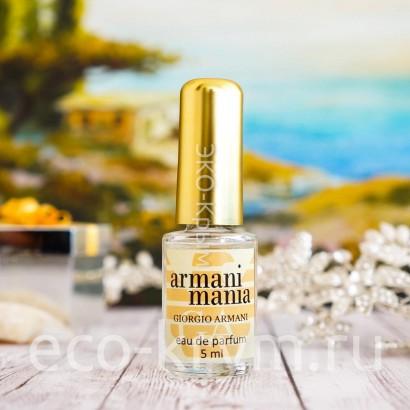 Духи масляные тип запаха Armani Mania - Giorgio Armani, жен  КМ