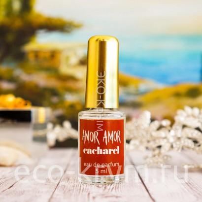 Духи масляные тип запаха Amor Amor - Cacharel, жен  КМ