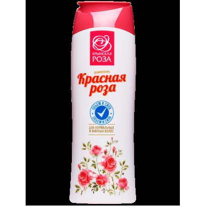Шампунь «Красная Роза» для жирных и нормальных волос, 250мл