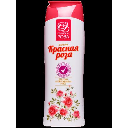 Шампунь «Красная Роза» для сухих и поврежденных волос, 250мл
