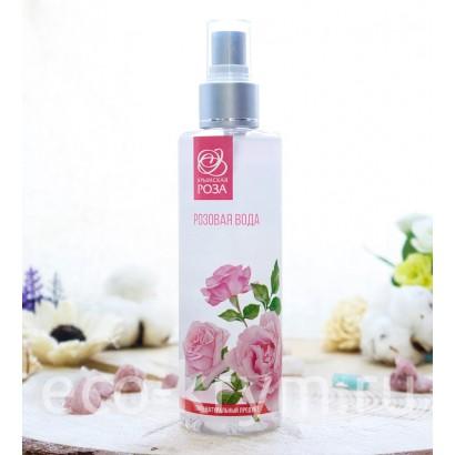 Розовая вода 200 мл