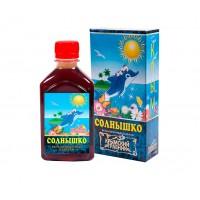 Бальзам безалкогольный СОЛНЫШКО (детский), 250мл