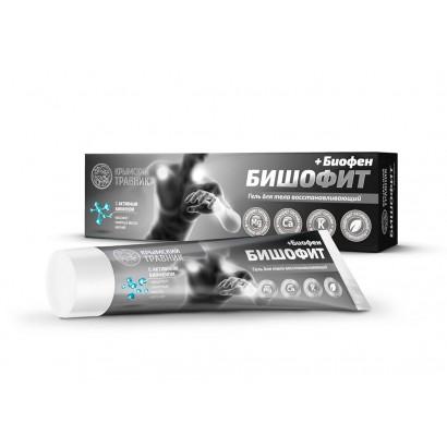 Бишофит+Биофен гель для тела восстанавливающий, 100мл