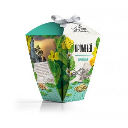 Чай ПРОМЕТЕЙ (печеночный), 50 гр