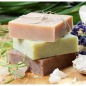 Мыло натуральное ручной работы