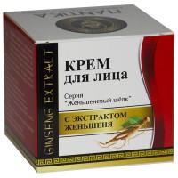Крем для лица с экстрактом Женьшеня, 30г