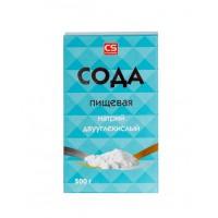 Сода пищевая, натрий двууглекислый, 500 гр.