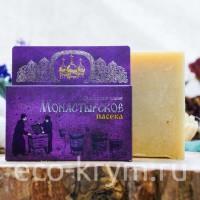 Мыло крымское натуральное «Монастырская Пасека», 80 г