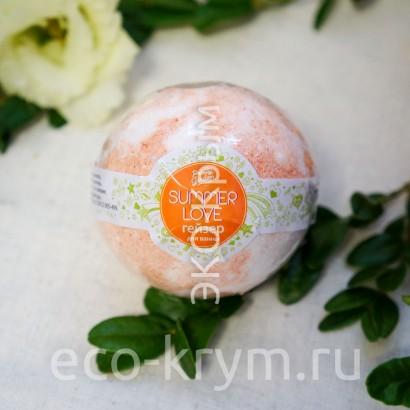 Гейзер Pretty Garden Summer Love, 1 шт., 140 гр