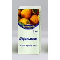 Масло эфирное Бергамот ДМ, 5 мл