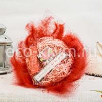 Набор подарочный АРОМАТНЫЙ букет (бальзам д/губ, твердые духи, гель вокруг глаз)