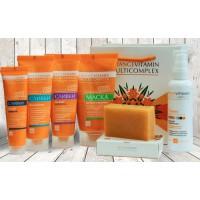 Набор серии Orange Vitamin Multicomplex омолаживающий