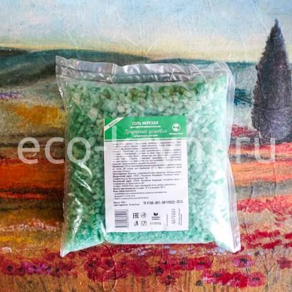 Соль морская ПРИРОДНЫЙ ЦЕЛИТЕЛЬ,  1 кг.