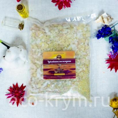 Соль морская ЧУВСТВЕННОЕ НАСЛАЖДЕНИЕ,  1 кг.
