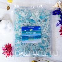 Соль морская КРЫМСКАЯ ЛАЗУРЬ,  1 кг.